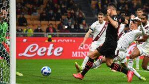 AC Milan ขึ้นจ่าฝูง